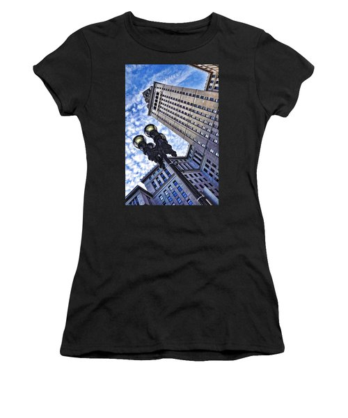 Terminal Tower - Cleveland Ohio - 1 Women's T-Shirt