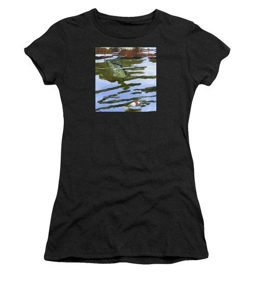 Sports Cushion Tp E Women's T-Shirt (Athletic Fit)