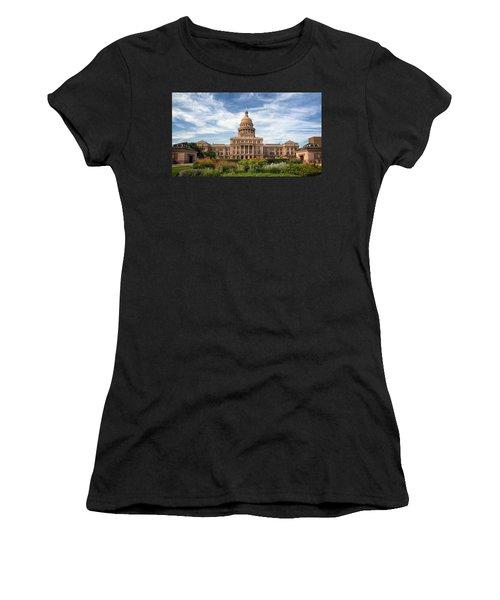 Texas State Capitol II Women's T-Shirt