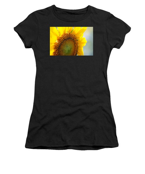 Texas Sunflower Women's T-Shirt (Athletic Fit)