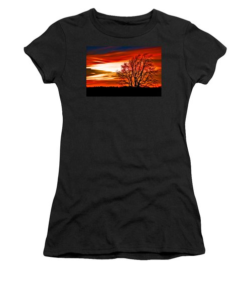 Texas Sunset Women's T-Shirt