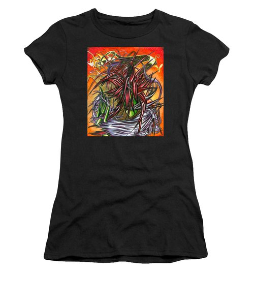 The Abysmal Demon Of Hair Women's T-Shirt
