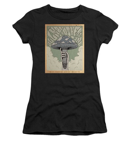 The Allman Brothers Band - Fillmore East Women's T-Shirt