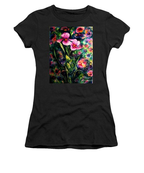 The Aroma Of Grace Women's T-Shirt (Junior Cut) by Hazel Holland