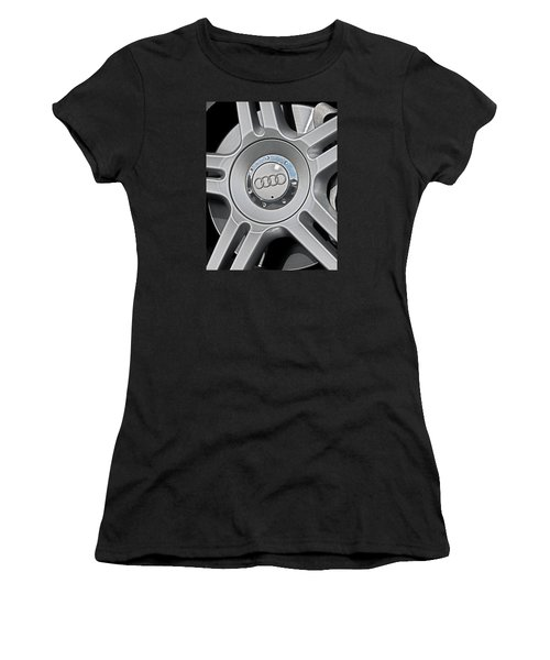 The Audi Wheel Women's T-Shirt