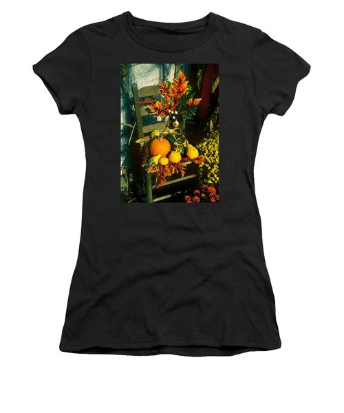 The Autumn Chair Women's T-Shirt (Athletic Fit)