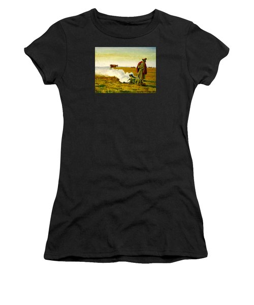The Autumn Women's T-Shirt (Athletic Fit)