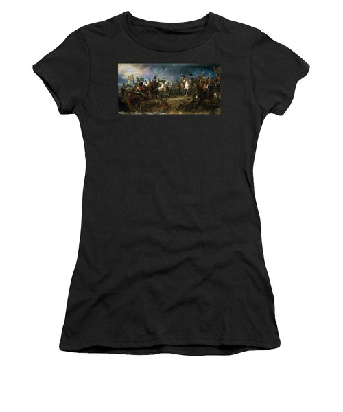 The Battle Of Austerlitz Women's T-Shirt