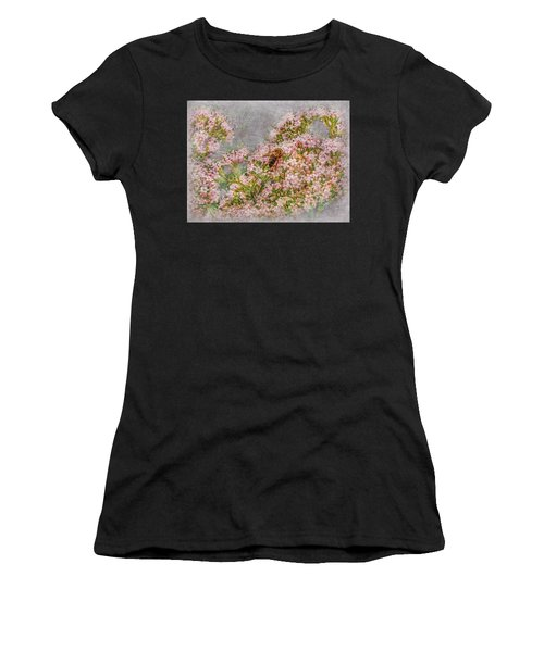 The Bee Women's T-Shirt (Athletic Fit)