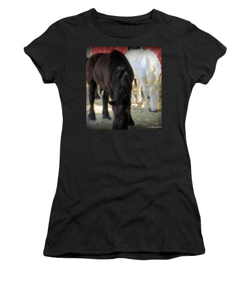 The Big Girls Women's T-Shirt (Athletic Fit)