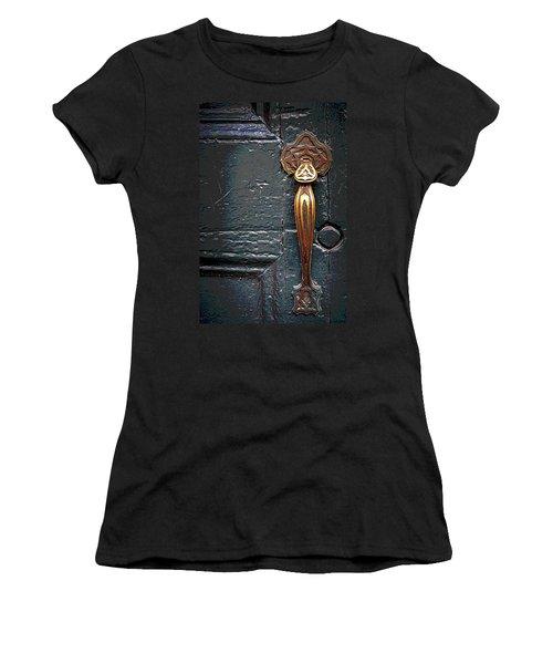 The Brass Latch Women's T-Shirt