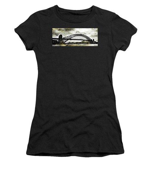 The Bridge Spattled Women's T-Shirt