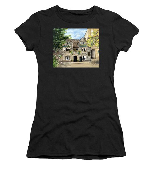 The Bridge Tea Rooms Women's T-Shirt