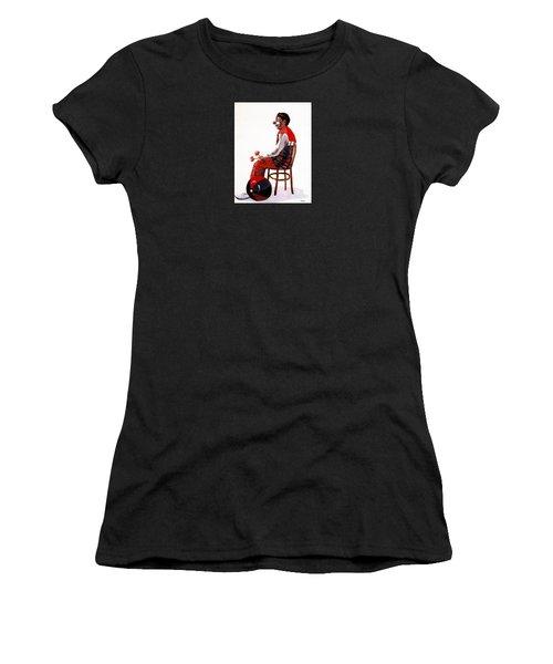 The Clown, Intermission Women's T-Shirt (Athletic Fit)