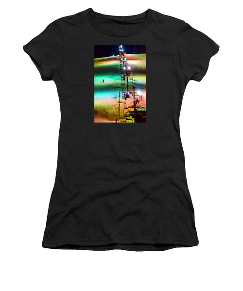 The Color  Of Fun  Women's T-Shirt (Junior Cut) by Susan  McMenamin