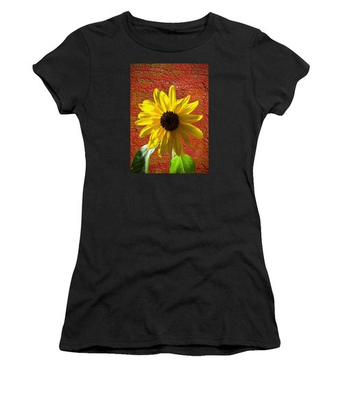 The Contrast Of Time Women's T-Shirt (Athletic Fit)