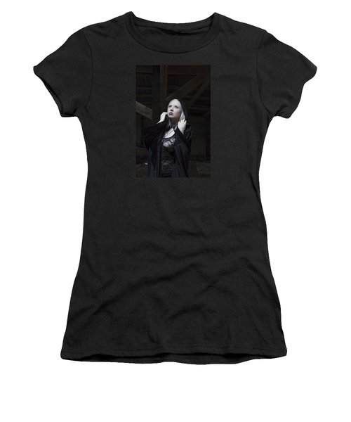 Women's T-Shirt (Junior Cut) featuring the photograph The Cup by Mez