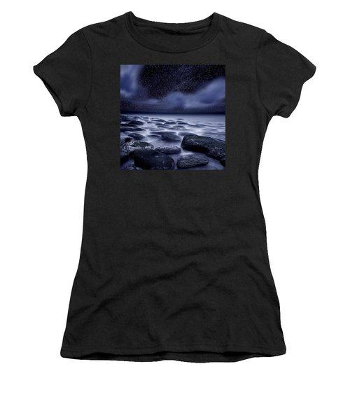 The Edge Of Forever Women's T-Shirt