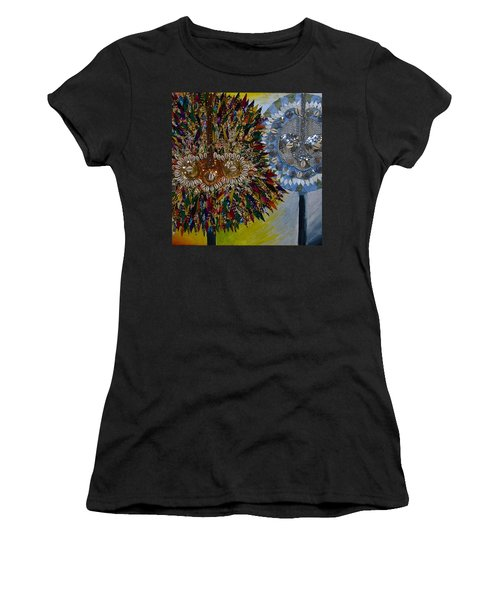 The Egungun Women's T-Shirt (Junior Cut)