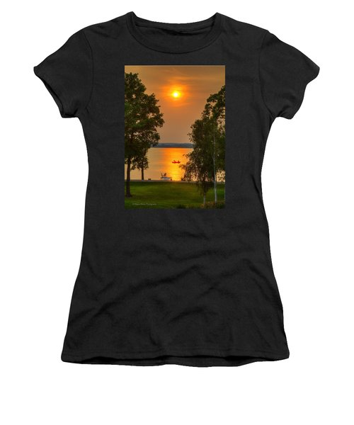The End Of A Perfect Day Women's T-Shirt