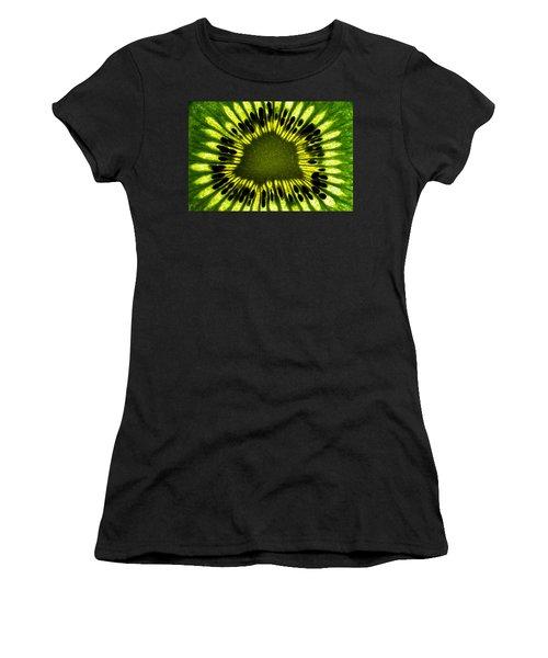 The Eye Women's T-Shirt (Junior Cut) by Gert Lavsen