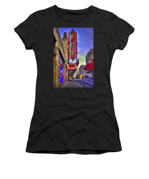 The Fabulous Fox Atlanta Georgia. Women's T-Shirt