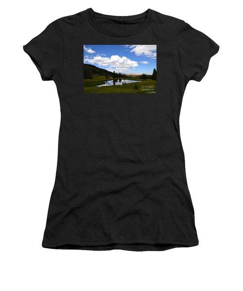 The Fishing Hole Women's T-Shirt