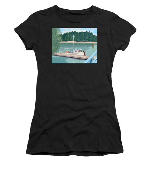 The Converted Fishing Trawler Gulvik Women's T-Shirt
