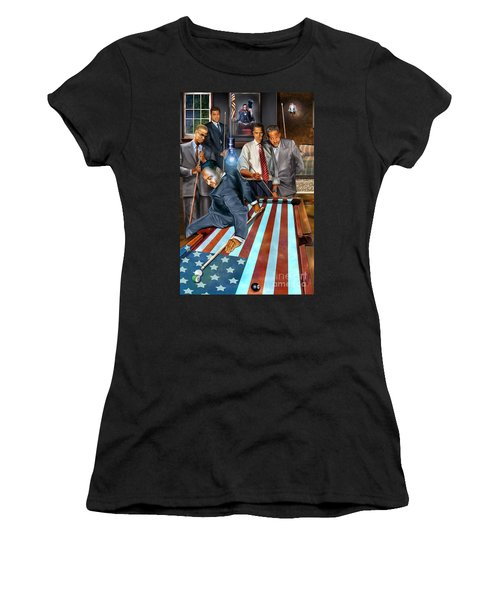 The Game Changers And Table Runners Women's T-Shirt