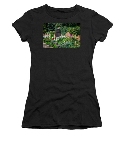 The Garden Gate Women's T-Shirt (Athletic Fit)