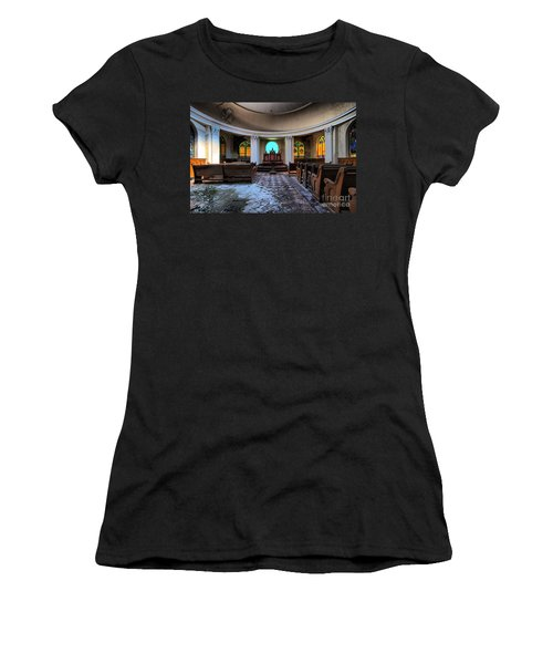The Grand Geometrician Of The Universe Women's T-Shirt