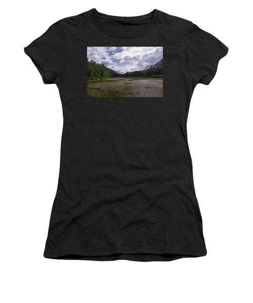 The Great Alaskan Wilderness Women's T-Shirt
