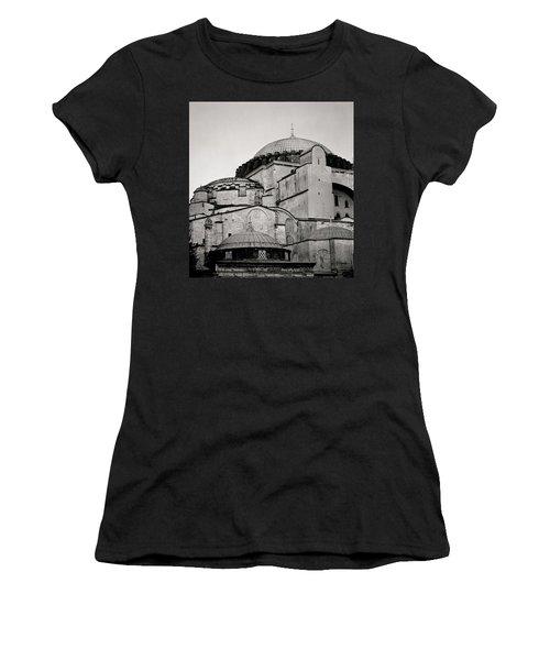 The Hagia Sophia Women's T-Shirt (Athletic Fit)