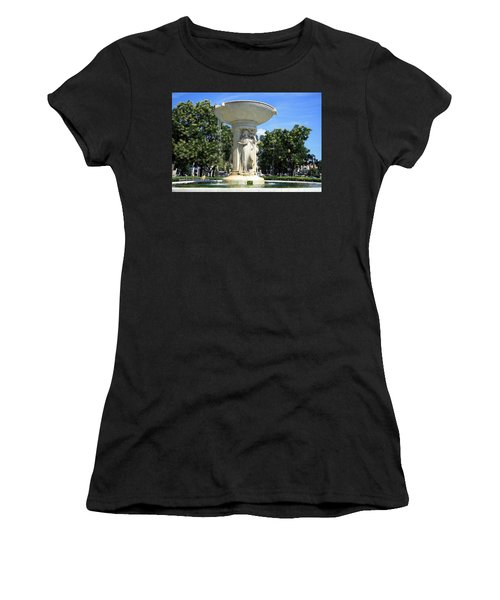 The Heart Of Dupont Circle Women's T-Shirt (Athletic Fit)