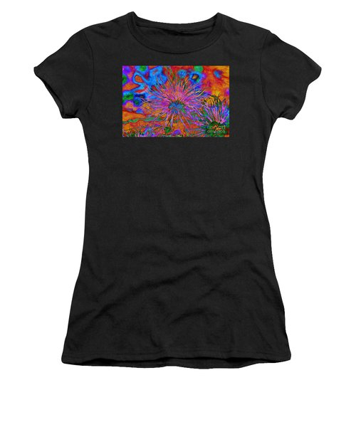 The Heart Of The Matter.. Women's T-Shirt