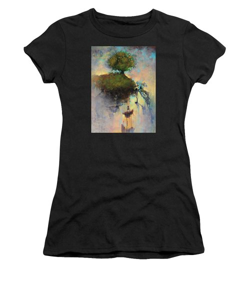 The Hiding Place Women's T-Shirt (Athletic Fit)