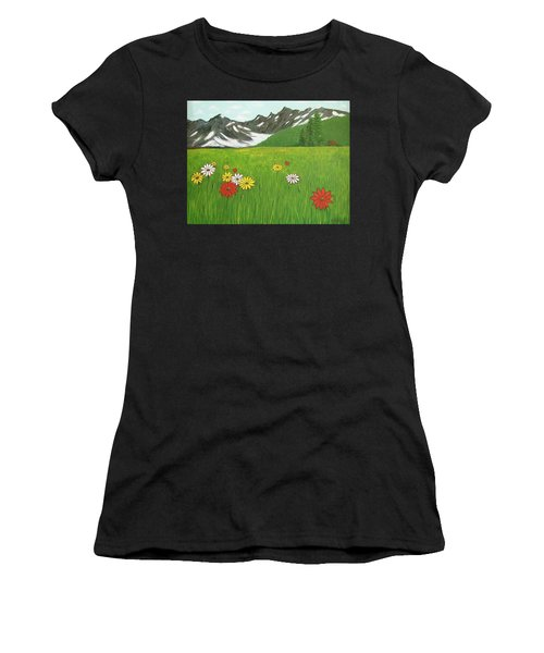 The Hills Are Alive With The Sound Of Music Women's T-Shirt