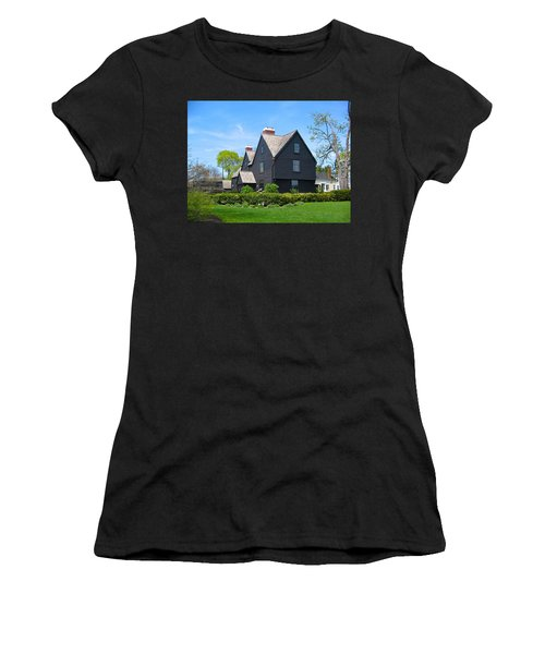 The House Of The Seven Gables Women's T-Shirt (Athletic Fit)