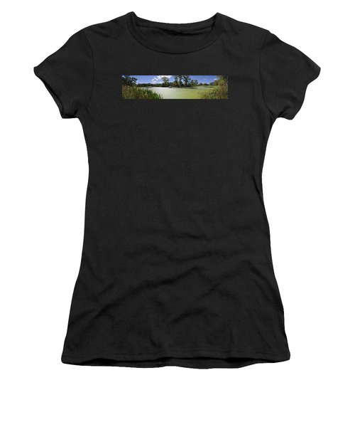 The Indiana Wetlands Women's T-Shirt (Athletic Fit)