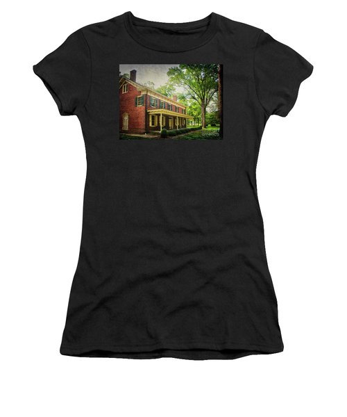 The John Stover House Women's T-Shirt (Athletic Fit)
