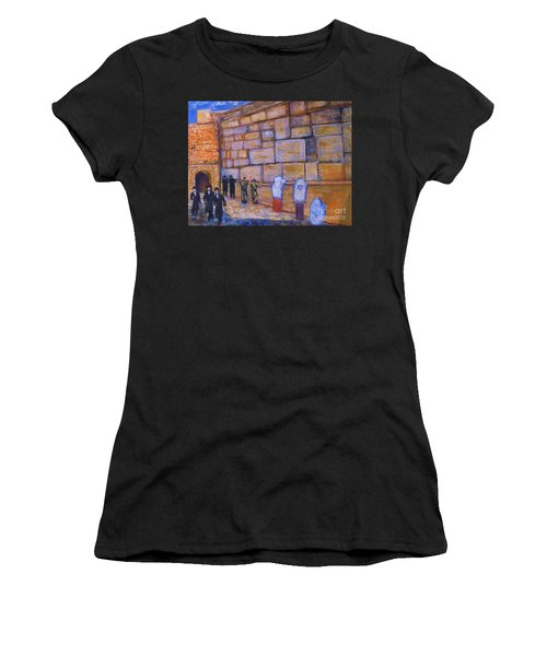 The Kotel Women's T-Shirt (Athletic Fit)