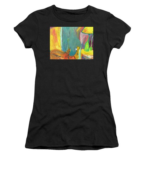 The Lamp And Bamboo Women's T-Shirt