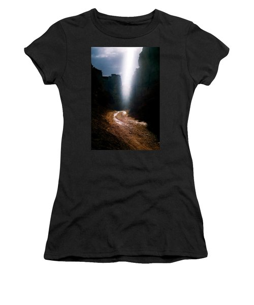 The Land Of Light Women's T-Shirt (Athletic Fit)