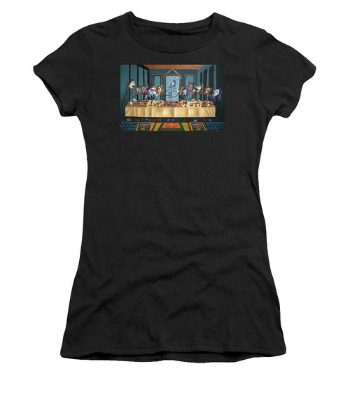 The Last Supper Women's T-Shirt