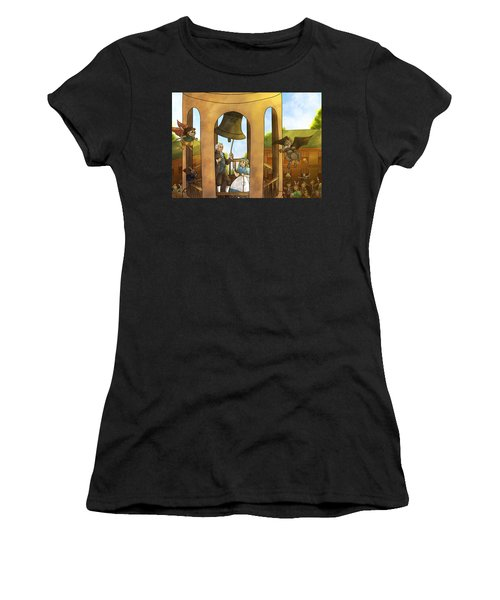 The Liberty Bell Women's T-Shirt