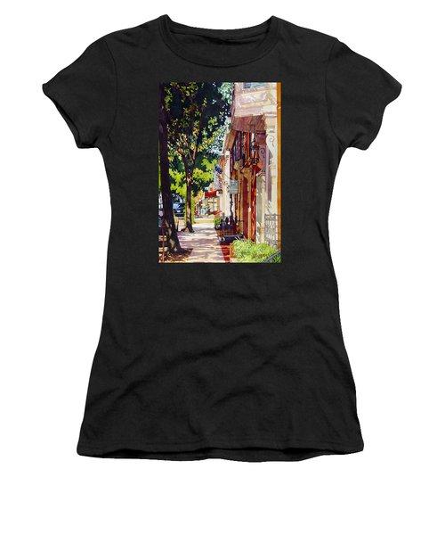 The Long Walk To Market Women's T-Shirt