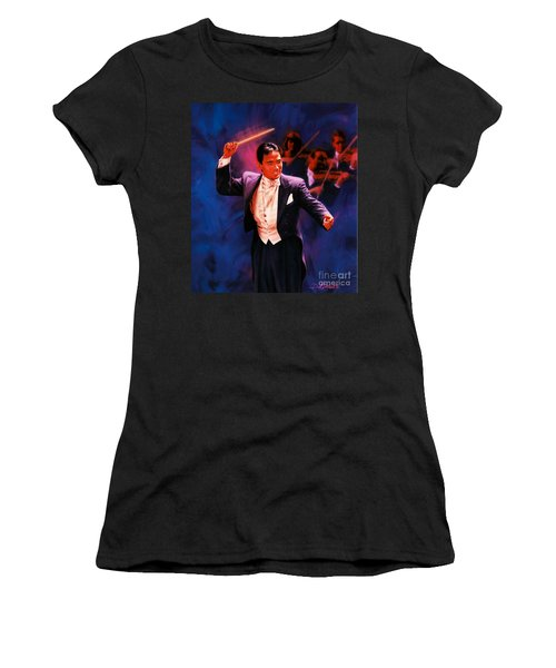 The Maestro Women's T-Shirt (Athletic Fit)