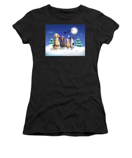 The Magical Night Women's T-Shirt