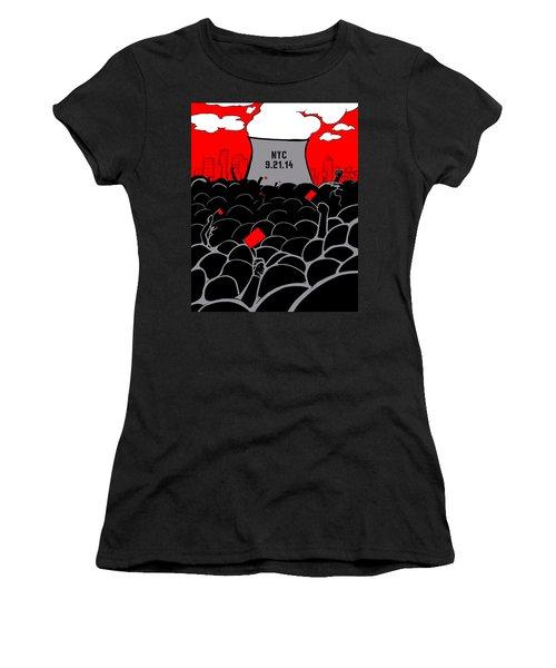 The March Women's T-Shirt