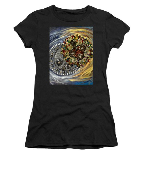The Moon's Eclipse Women's T-Shirt